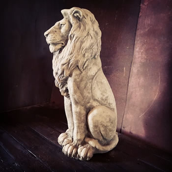 Image of Regal Lion Stone