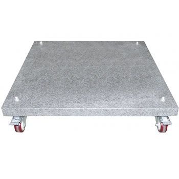 Image of Palermo Granite Base 90kg With Wheels
