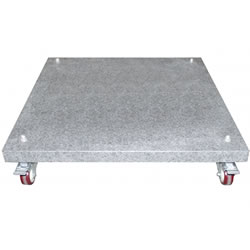 Small Image of Palermo Granite Base 90kg With Wheels