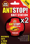 Ant Stop Bait Station - Pack of 2