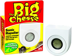 Image of Big Cheese Sonic Mouse & Rat Repeller