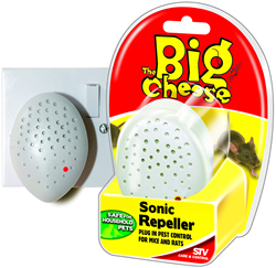 Image of Big Cheese Sonic Repeller