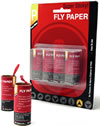 Small Image of Fly Paper - Pack of 4
