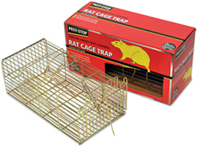 Image of Rat Traps, Humane 14in Wire Cage