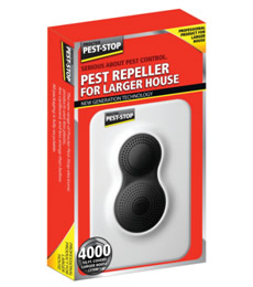 Image of Electronic Pest Control - Large House Pest Repeller