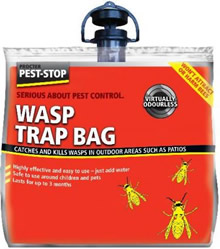 Image of Pest Stop - Wasp Trap Bag
