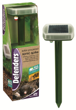 Image of Sonic Mole Repeller - Solar Charge