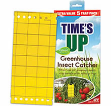Image of Time's Up Greenhouse Insect Catcher