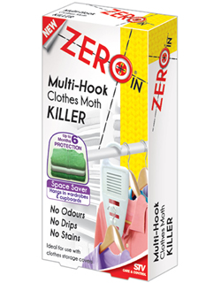 Image of Zero In Multi-Hook Clothes Moth Killer