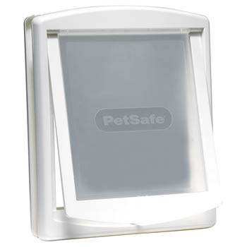 Image of Petsafe Staywell Original 2-Way Pet Door - Large White