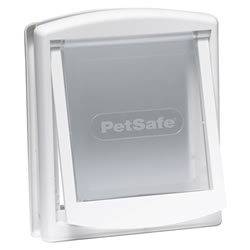 Small Image of Petsafe Staywell Original 2-Way Pet Door - Small White