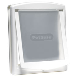 Small Image of Petsafe Staywell Original 2-Way Pet Door - Large White