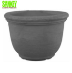 Small Image of Florence Pot Garden Planter - Granite Effect