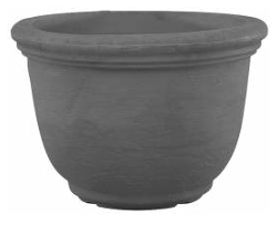 Image of Florence Pot Garden Planter - Granite Effect