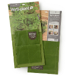 Small Image of 2 Vertical Planter Bags Burgon & Ball - Green
