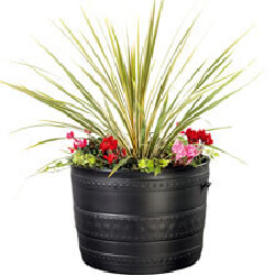 Small Image of Smithy Patio Tub - 50cm