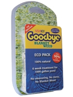 Image of Nishikoi Goodbye Blanket Weed 6 x 25g