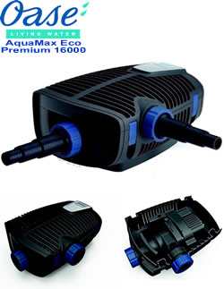 Image of Oase Pond Pump - AquaMax Eco Premium 16000