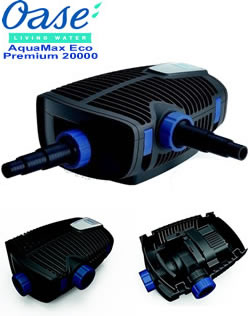 Image of Oase Pond Pump - AquaMax Eco Premium 20000