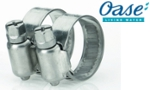 Small Image of Oase Stainless Steel Hose Clamp  1/2in-3/4in