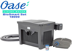 Image of Oase Pond Filter - BioSmart Set 18000
