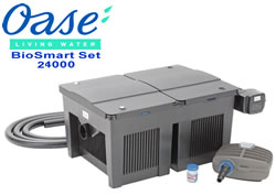 Image of Oase Pond Filter - BioSmart Set 24000