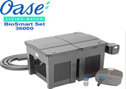 Image of Oase Pond Filter - BioSmart Set 36000