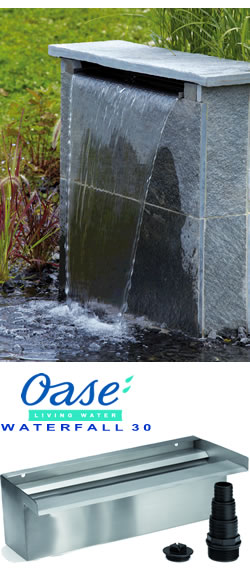 Image of Oase Garden Waterfall - Waterfall 30