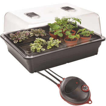 Extra image of 52cm Stewart Premium Propagator with Variable Temperature Control