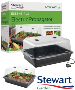 Image of 52cm Stewart Essentials Electric Propagator - 2396005