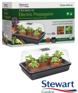 Image of 38cm Stewart Premium Thermostatic Controlled Propagator