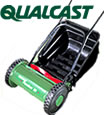 Qualcast Panther Lawn Mower - Hand Push 38cm