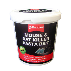 Image of Rentokil Mouse and Rat Killer Pasta Bait