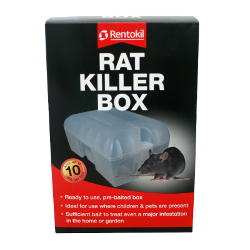 Image of Rentokil Rat Killer Box