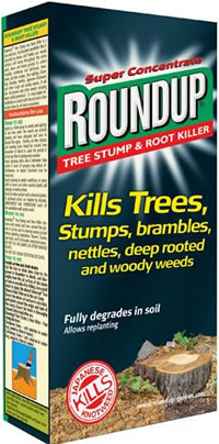 Image of Roundup Tree Stump and Root Killer