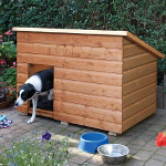 Small Image of Large Dog Kennel