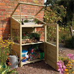 Timber Mini Greenhouse