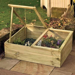 Image of Timber Cold Frame