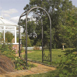 Image of Wenbury Round Top Garden Arch