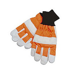 Image of Ryobi Protective Chainsaw Gloves - RGA008
