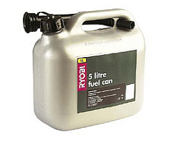Image of Heavy Duty 5 Litre Fuel Can - RGA-005
