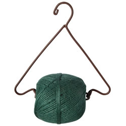 Small Image of Brass Hanging String Dispenser