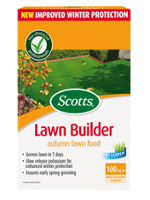 Small Image of Scotts Autumn Lawn Builder Lawn Food - 400m2