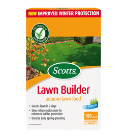 Image of Scotts Autumn Lawn Builder Lawn Food - 400m2
