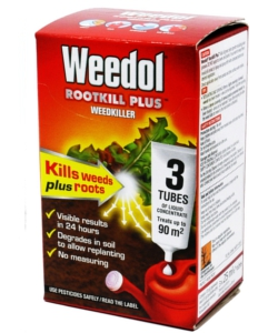 Image of Weedol RootKill Plus Weedkiller (3 Pack) - 19021