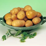 Seed Potatoes - First Earlies Lady Christl  2.25kg