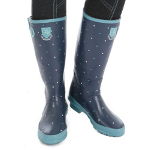 Small Image of Sherwood Forest Buttermere - Navy/Aqua