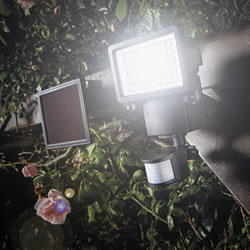 Small Image of Super Bright Millennium PIR Security Floodlight