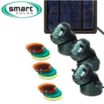 Smart Solar Underwater Spotlights