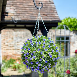 Small Image of Topiary Lily Ball - 30cm